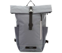 TBH Tuck Pack Rolltop Rucksack 15″ grau