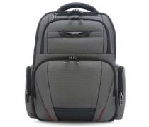 Pro-DLX 5 Laptop-Rucksack 15,6″ grau