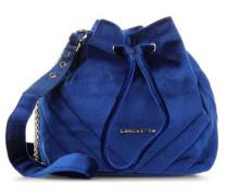 Actual Velvet Couture Treasure Bucket bag blau