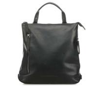 The Chesterfield Brand Elise Rucksack-Tasche schwarz