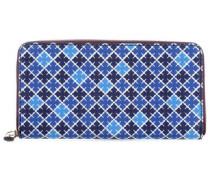 Elia Geldbörse blau