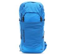 Nine Trails Back length S 36 Wanderrucksack blau
