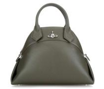 Windsor Handtasche dunkelgrün