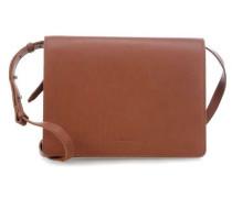 Leather Classics Eva Schultertasche braun