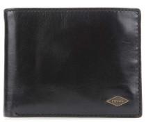 Ryan RFID Geldbörse schwarz