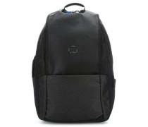 Montgallet Laptop-Rucksack 17″ grau