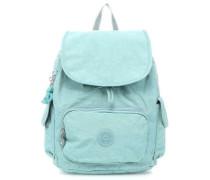 Basic City Pack S Rucksack aquamarine