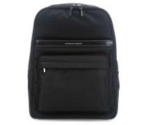 Lane Laptop-Rucksack schwarz