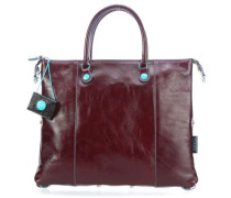 Basic G3 M Handtasche bordeaux