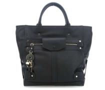 Neo Casual Pocket M Shopper schwarz