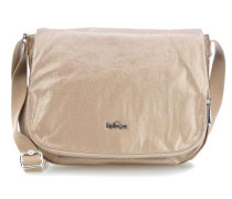 Basic Plus LM Earthbeat M Schultertasche bronze