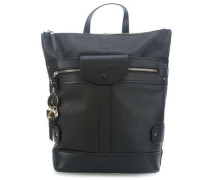 Neo Casual Pocket BackM Rucksack 14″ schwarz