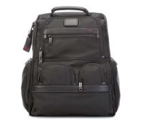 Alpha Ballistic Laptop-Rucksack 15″ schwarz