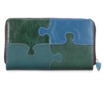 Basic Gmoney 19 Geldbörse dunkelgrün