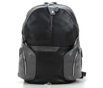 Coleos Laptop-Rucksack 13″ schwarz