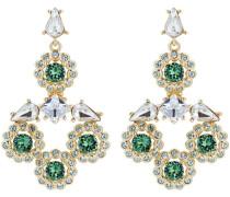 Cralina Ohrringe gold/grün