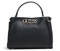 Uptown Chic Handtasche schwarz