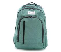 101 29 Laptop-Rucksack grün