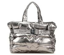 Meribel Leonie Shopper silber metallic