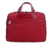 Celion 14'' Aktentasche mit Laptopfach rot