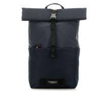 TBH Hero Pack Rolltop Rucksack 15″ dunkelblau