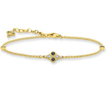 Royalty Armband gold
