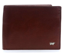 Country Secure RFID Geldbörse braun