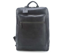 Dakota Laptop-Rucksack 15″ schwarz