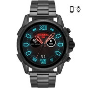 On Full Guard 2.5 Smartwatch schwarz/grau
