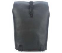 Cult Pickwick Reflective Leather Rolltop Rucksack 13″