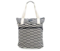 Basic Plus Capsule Realfun Shopper schwarz/weiß