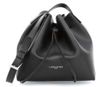 Pur Bucket bag schwarz