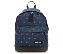 Little Navy Wyoming Rucksack 14″ navy
