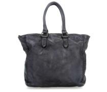 Ladybag Handtasche grau
