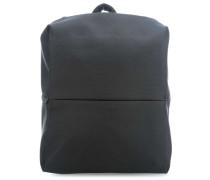 Eco Yarn Rhine Laptop-Rucksack 14″ schwarz