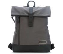 Glaehn Laptop-Rucksack 12.5″ khaki
