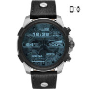 On Full Guard Smartwatch silber/schwarz