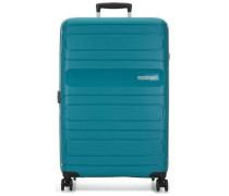 Sunside 4-Rollen Trolley aquamarine