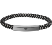 Armband silber/grau