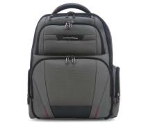 Pro-DLX 5 Laptop-Rucksack 17,3″ grau
