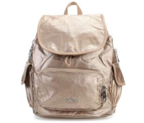 Basic Plus LM City Pack S Rucksack bronze