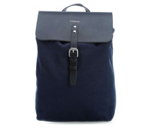 Grand Canvas Alva Rucksack 13″ blau