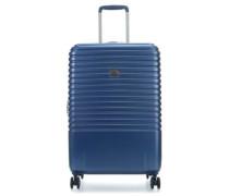 Caumartin Plus 4-Rollen Trolley blau 65 cm