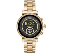 Sofie Smartwatch gold