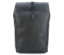 Cult Pickwick Reflective Leather Rolltop Rucksack 15″