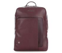 Laptop-Rucksack 15″ bordeaux