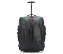 Paradiver Light Rollenreisetasche schwarz