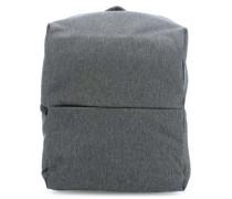 Eco Yarn Rhine Laptop-Rucksack 14″ dunkelgrau