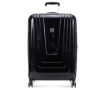 X-Ray 4-Rollen Trolley dunkelblau 72 cm