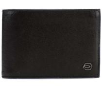 B2S RFID Geldbörse schwarz